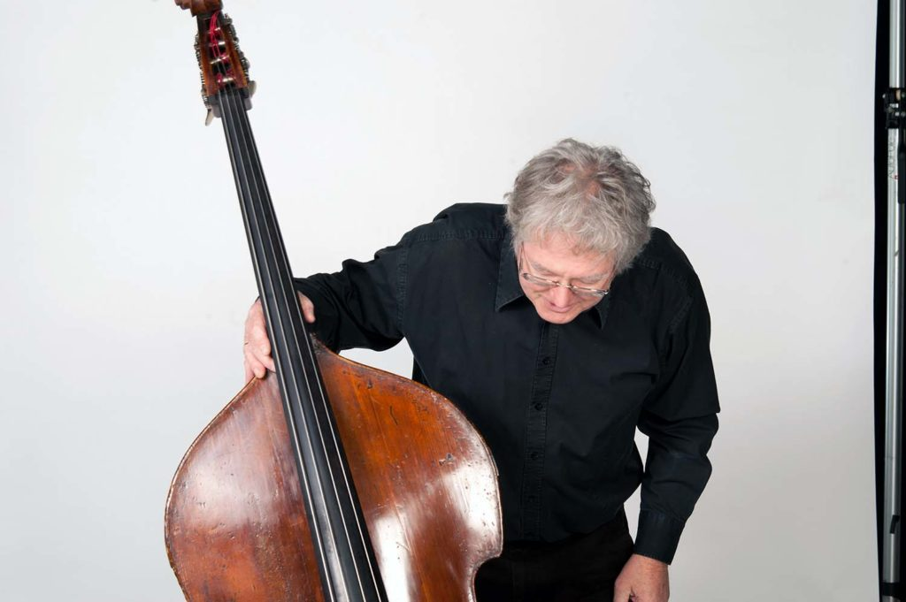 Arild Andersen blir å høre i lunsjsamtale med Jazznytt18 på Sentralen (foto: arildandersen.com)