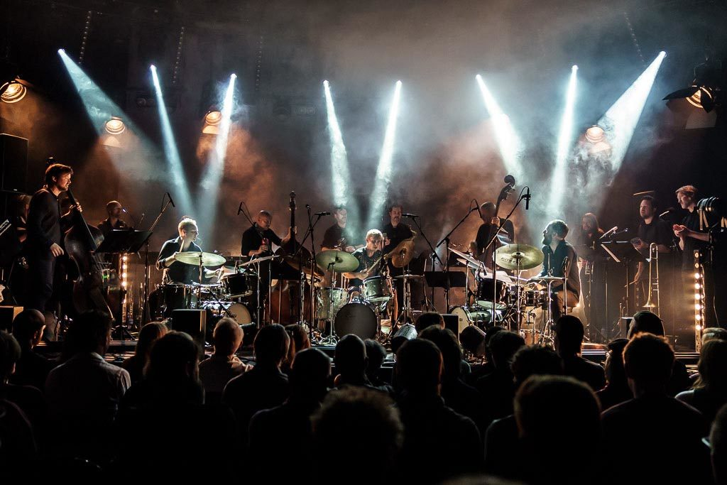NTT: Den lille scenen vår Jazznytt