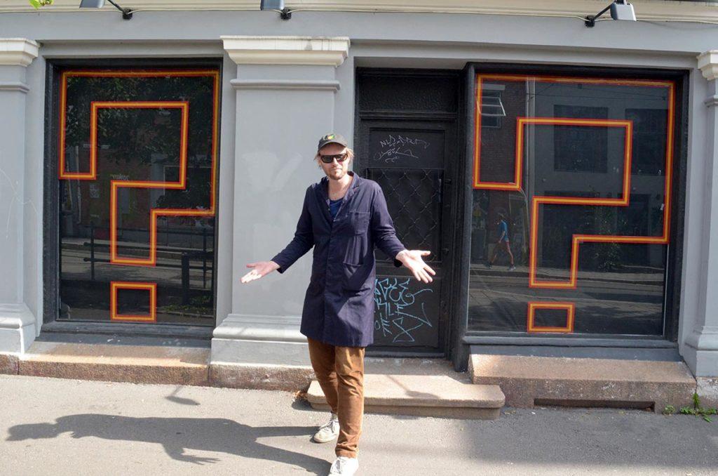 Jørgen Sissyfus Skjulstad, også kjent som Center of the Universe, er ukas hovedintervju i Now's The Time. Det ender med noen spørsmålstegn underveis, men også rikelig med utropstegn. Foto: Metronomicon Audio