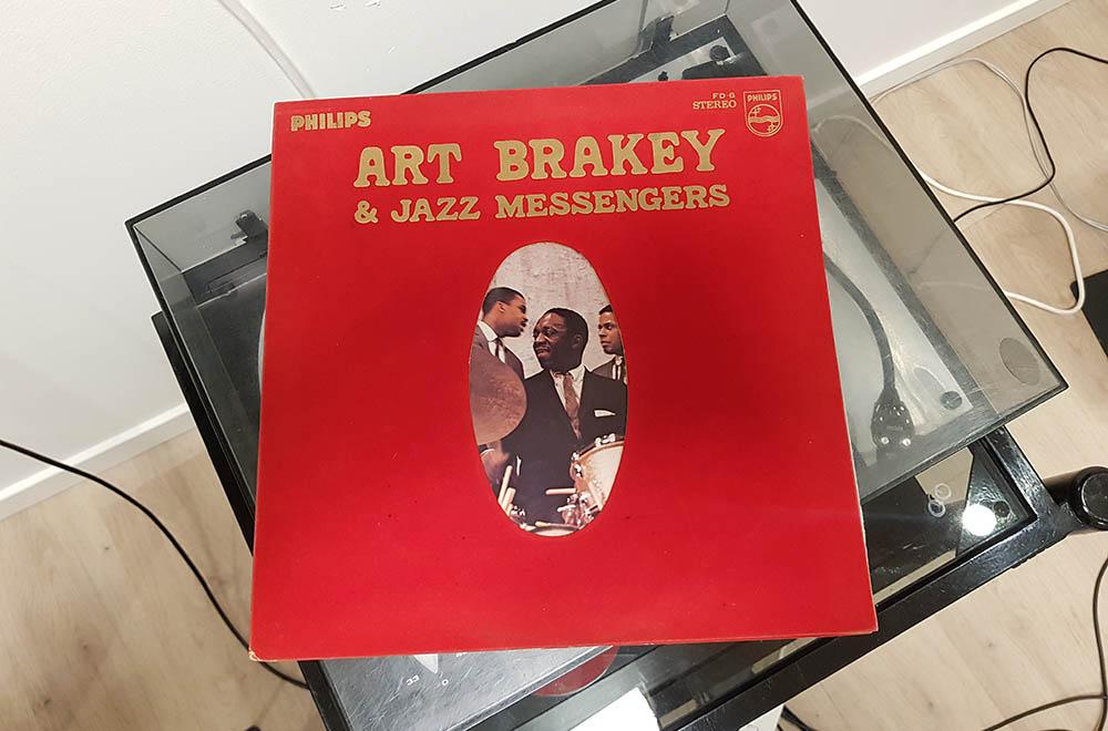 Art Blakey 100 år i dag! Hulla!