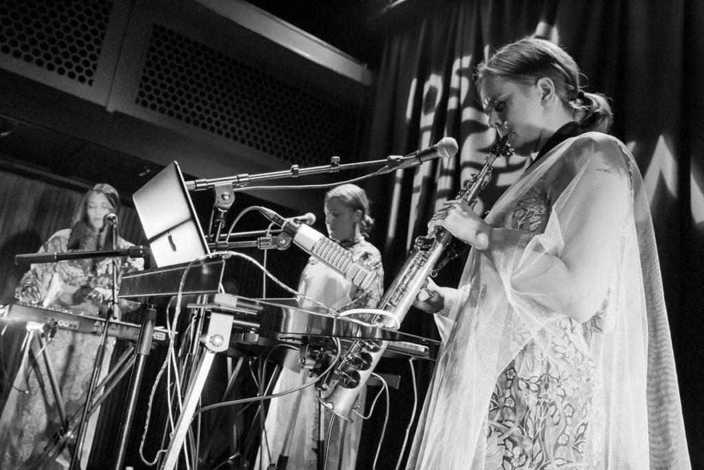 Han Gaiden på Oslo Jazzfestival 2019. Foto: Matija Puzar/Oslo Jazzfestival