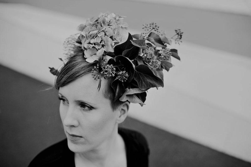 Den strålende sangeren og saksofonisten Sissel Vera Pettersen kan legge til jazzpamp på arbeidsbeskrivelsen. Foto: Hanne Hvattum