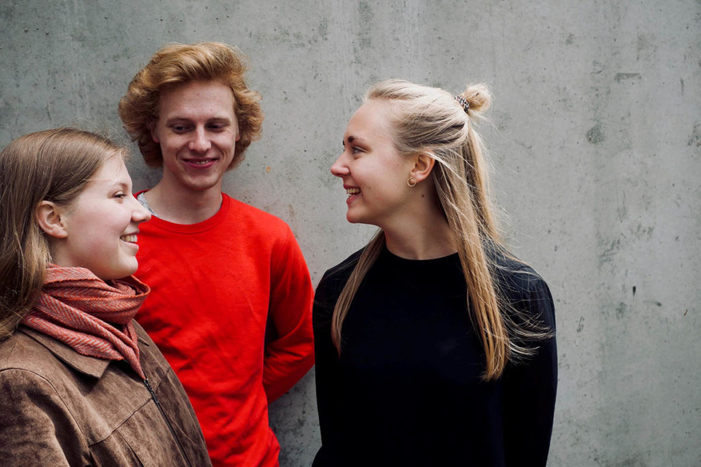 Kongle Trio er blant bandene som spiller på Serendip-festivalen. I denne utgaven av NTT graver vi i resten av programmet, og vi har også snakket med bandets trommeslager, Veslemøy Narvesen, i spalten