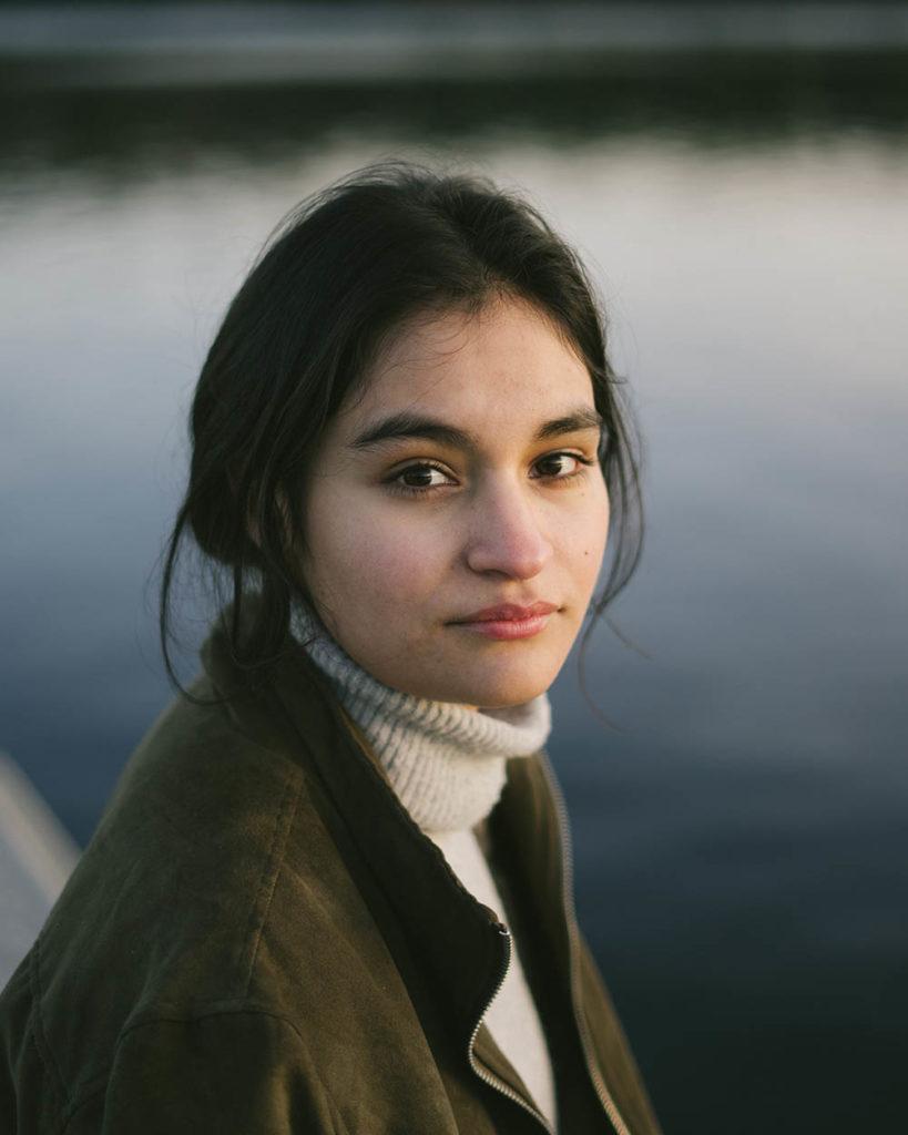 Daniela Reyes. Foto: Anna Rognelien