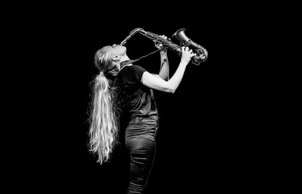 Mette Rasmussen. Foto: Peter Gannushkin