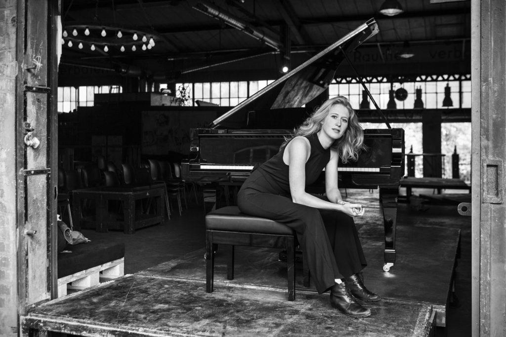 Clara Haberkamp. Foto: Heide Besser