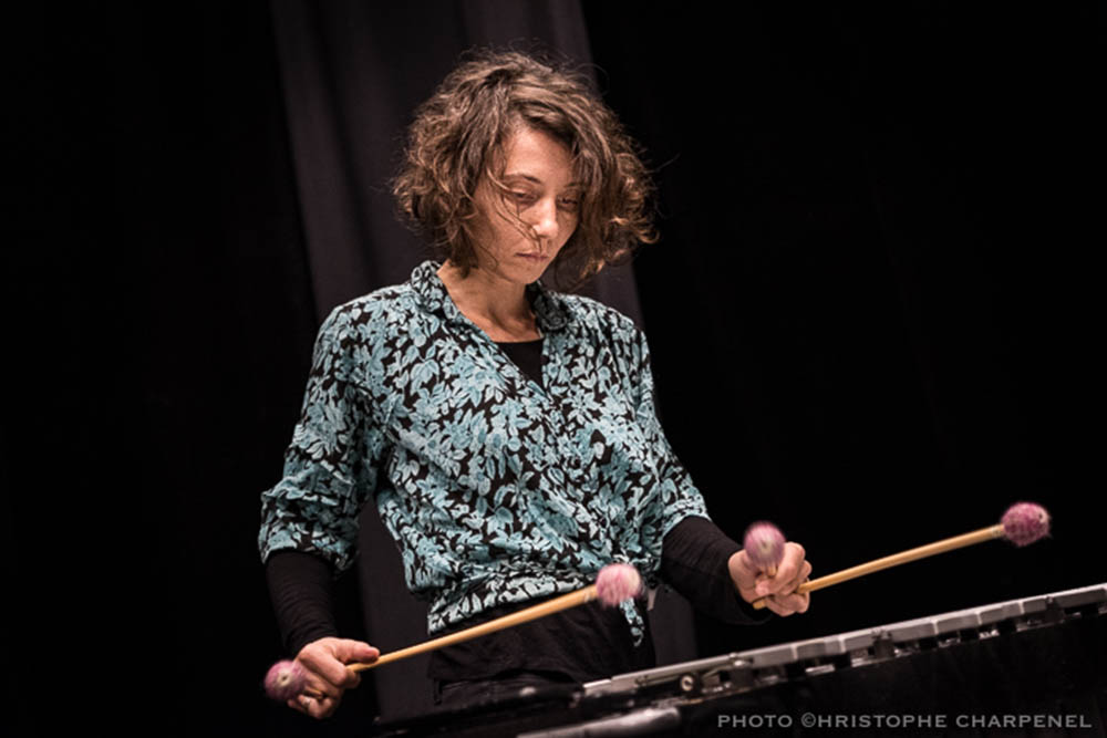 Mélissa Acchiardi. Foto: Christophe Charpenel
