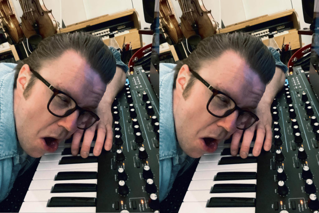 Ola Kvernberg har tilbragt det siste året i studio med Steamdome II: The Hypogean. Nå forteller han om den påleggs-tunge tiden i NTT (Artistens disclaimer: