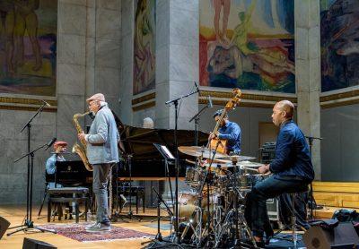 NTT: Når jazzen blir som penselstrøk i ditt indre