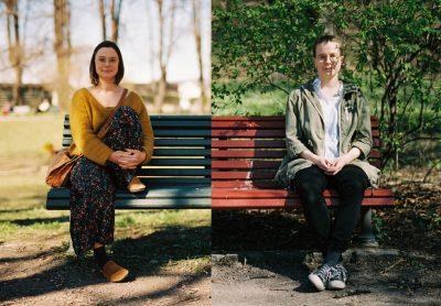 NTT: Rare folk (sett deg på en benk)