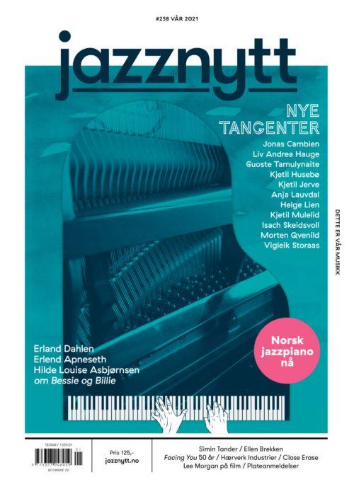 Jazznytt #258 (Vår 2021)