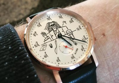 NTT: What time is it?!