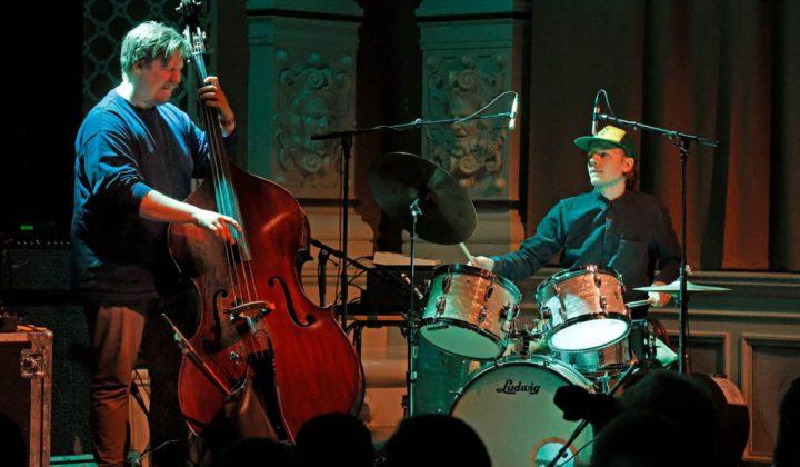 NTT: Det er langt igjen til toppen for Kjetil Snopheim Quartet